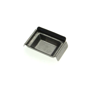 Metal Base Moulds, 30x24x9mm, PACK/5