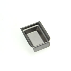 37x24x9mm Metal Base Moulds, PACK/5
