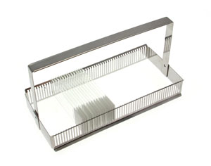 Large Fixed Handle Rack - 55 slides