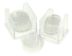Cover Glasses Thickness No. 1 - Round