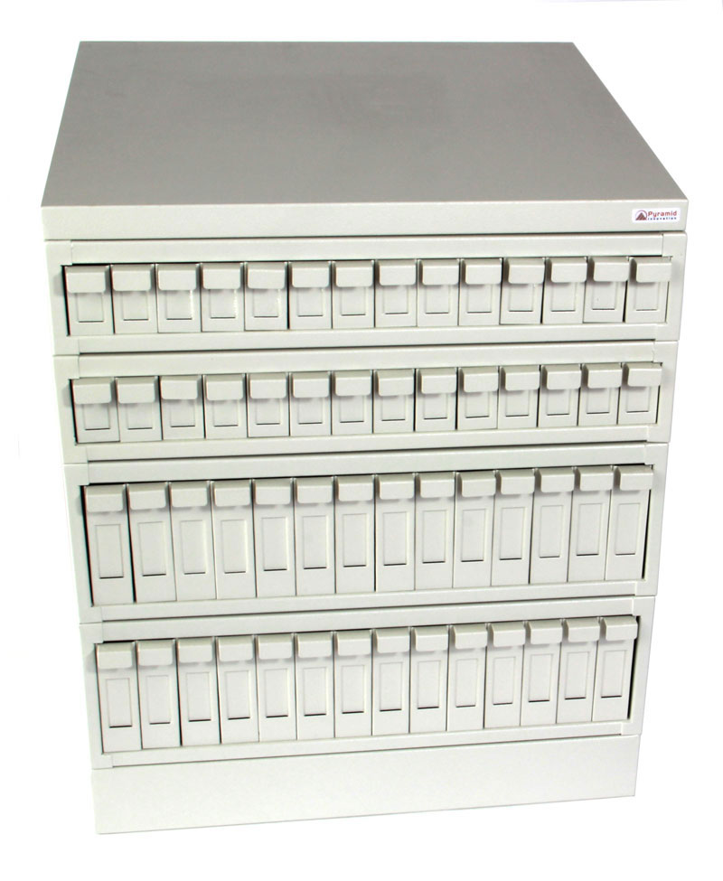 Stackable Block And Slide Storage Cabinets