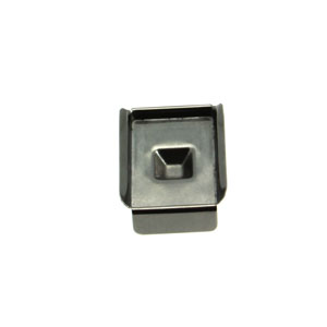 Metal Base Moulds, 7x7x5mm, PACK/5