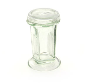 Coplin Jar, Glass
